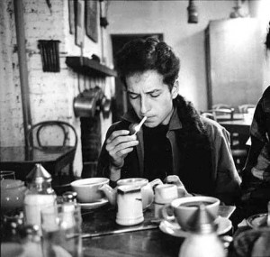 Bob Dylan At Tea