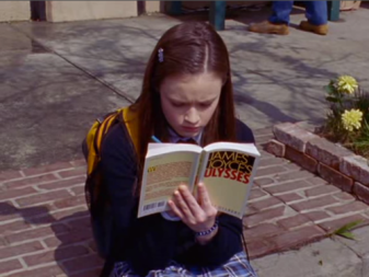 Ulysses - Rory Gilmore
