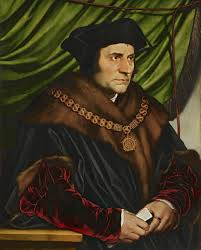 THomas More by Hans Holbein
